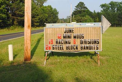 County Line Raceway June 12, 2010
