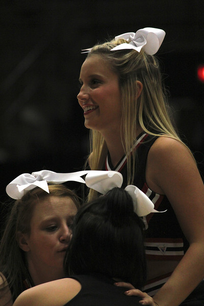 Cheerleader, Tori Hunter
