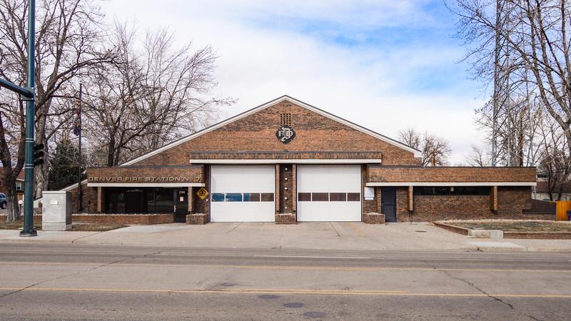 Denver Fire Station No. 7