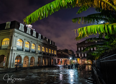 French Quarter at  Night 12-12-2015