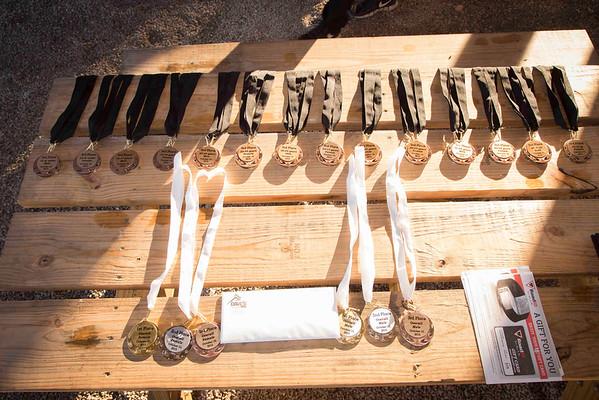 Camp Lakota Meecheway 5K Trail Run 10-10-2015