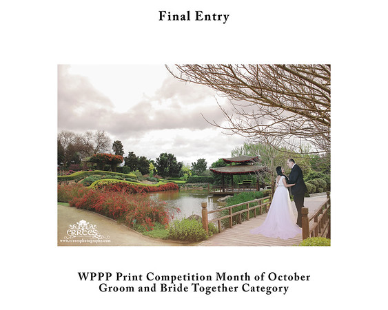 October wppp Monthly entry 2016