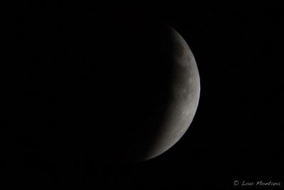 Harvest Moon Eclipse 2015