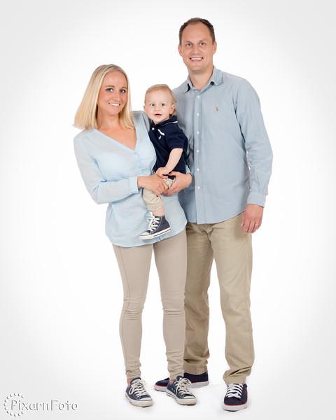 Familjefotografering Forslund och Haglund