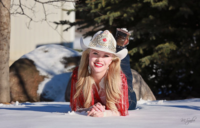 Miss Rodeo Canada 2016