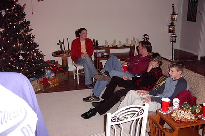 Christmas Party 2003