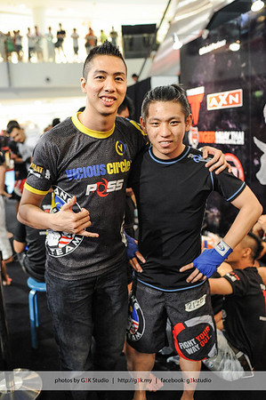 20140405 Malaysian Invasion Mixed Martial Arts Day 1