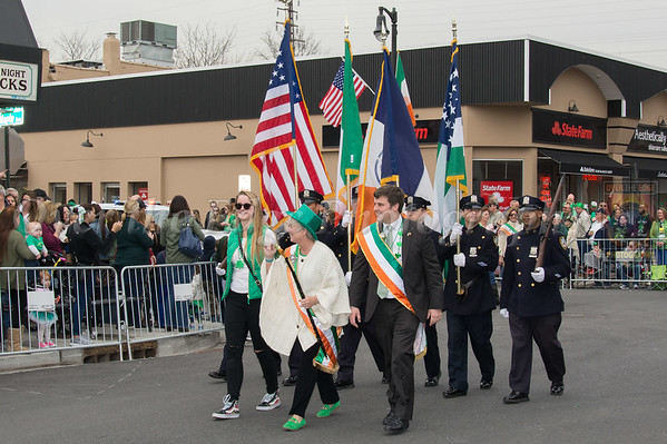 Rockville Centre St. Patrick's Day Parade 03/25/2017