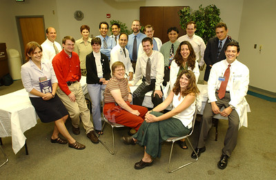 21666 Behavioral Medicine Residents Group Shot and Others