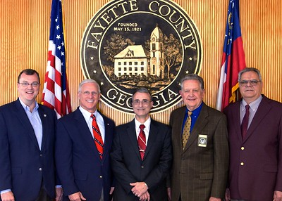 2013 Board of Commissioners