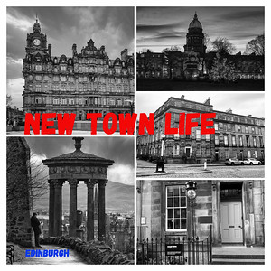 New Town Life