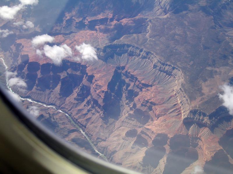 Grand Canyon. 9 Apr 2007.