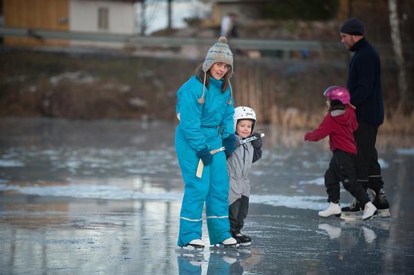 På Isen 1. juledag 2011