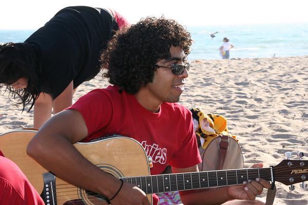 Beach Trip - Viaje a la Playa 2006