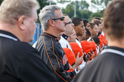 Nederland - USA oefeninterland (12-07-2012)