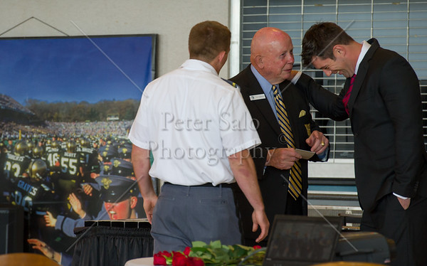 WP Rugby Bahnsen Pistol Ceremony