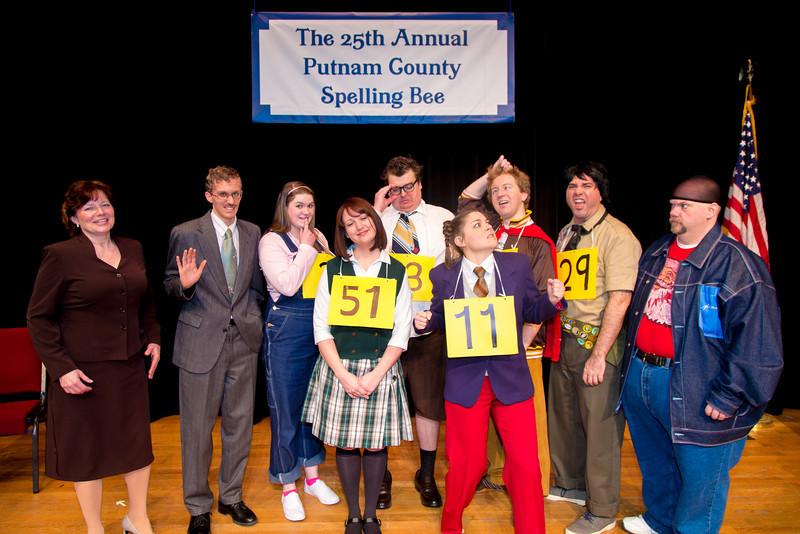 25th Annual Putnam Spelling Bee