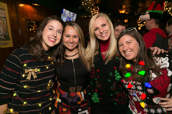 Ugly Sweater Party - Saturday 12-10-2016
