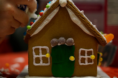 Gingerbread House Event