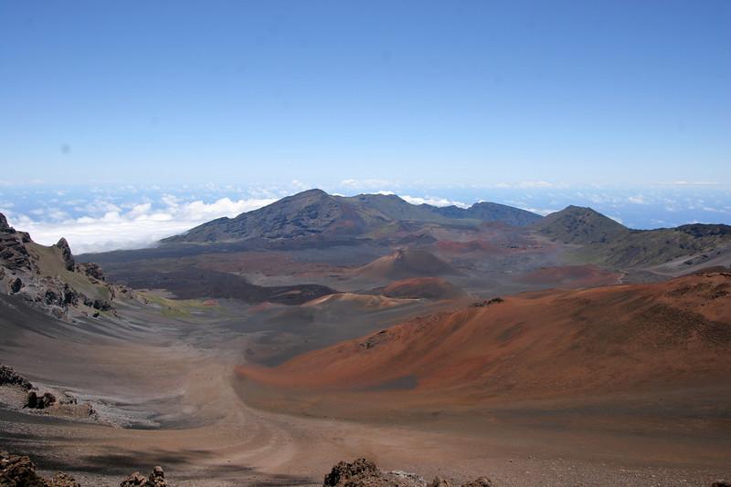 Haleakala National Park, Summit, Maui, Hawaii