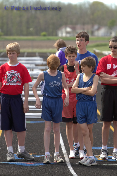 2011-05-17 Junior High Track