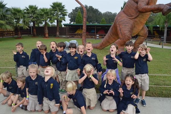 Dinosaur World Field Trip