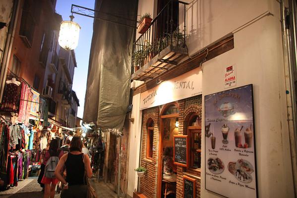 Granada, Spain - 9/21/2011