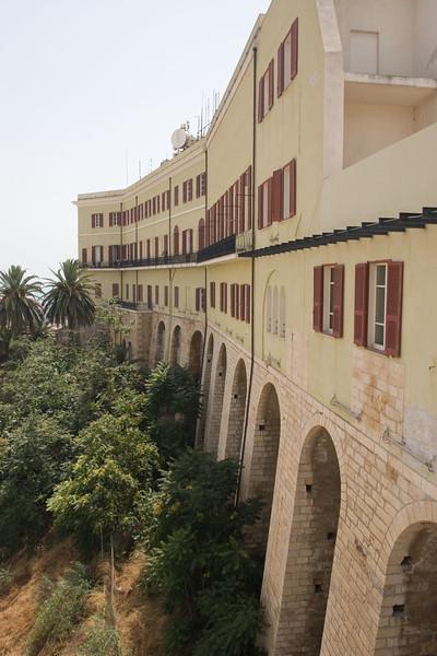 Cittadella, Cagliari.