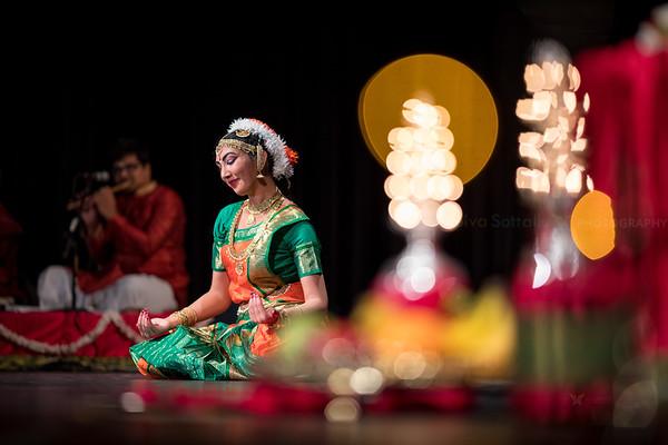 Aasha Subramanian Arangetram