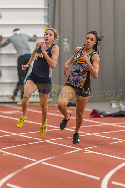 WHAC Indoor Track 2018 - 400-600M Run