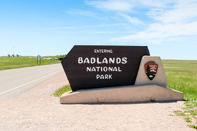 2016-06-02 | Badlands National Park | South Dakota | Road Trip