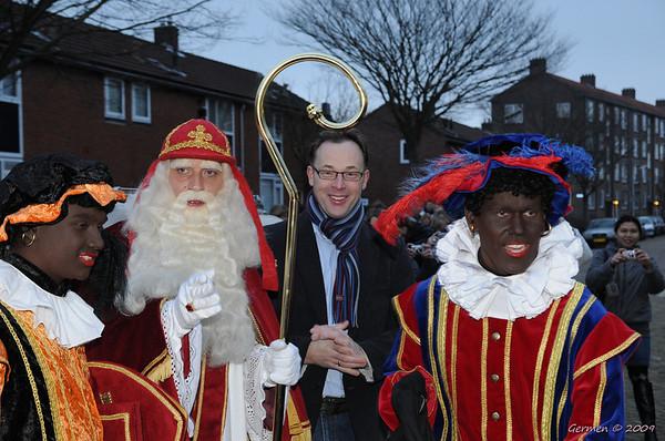 Sinterklaas @ OBS de Wester 2009