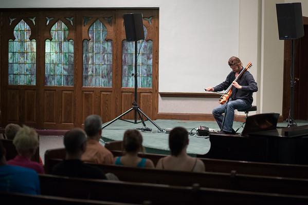 Matthew Shoening at Mendelssohn Hall