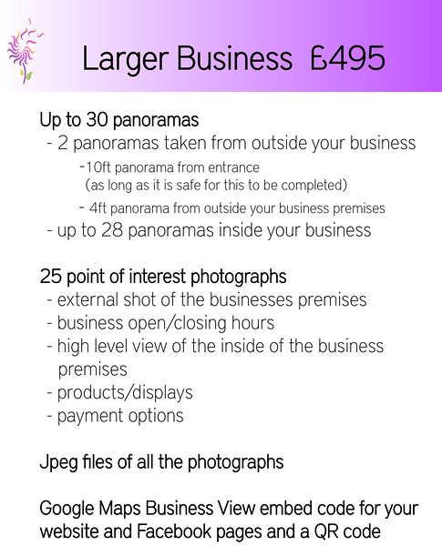 Larger business