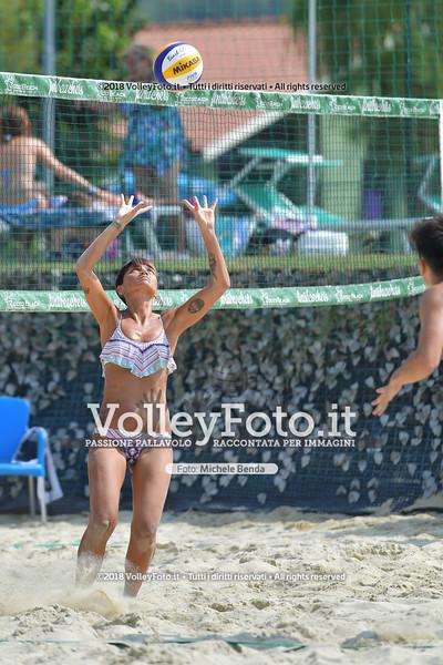 presso Zocco Beach PERUGIA , 25 agosto 2018 - Foto di Michele Benda per VolleyFoto [Riferimento file: 2018-08-25/ND5_8613]
