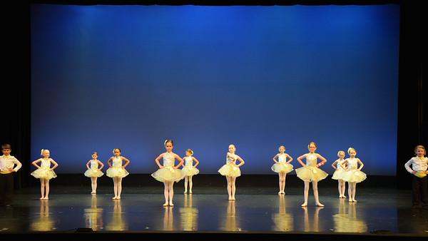 Dance Fundamentals 1st-3rd