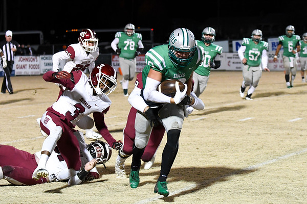 Hokes Bluff v. Deshler, November 23, 2018