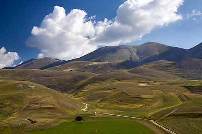 Castelluccio di Norcia, second day