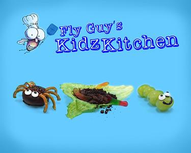 Fly Guy's Kidz Kitchen - October 2016