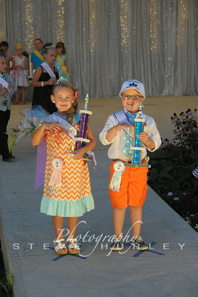 Grant County Fair 2014 Little Ms & Mr