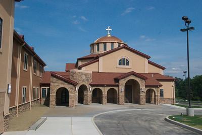 Holy Trinity Construction - May 2013