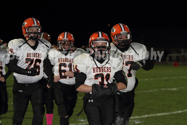 10/12/2012 Smethport Hubbers vrs Coudersport Falcons