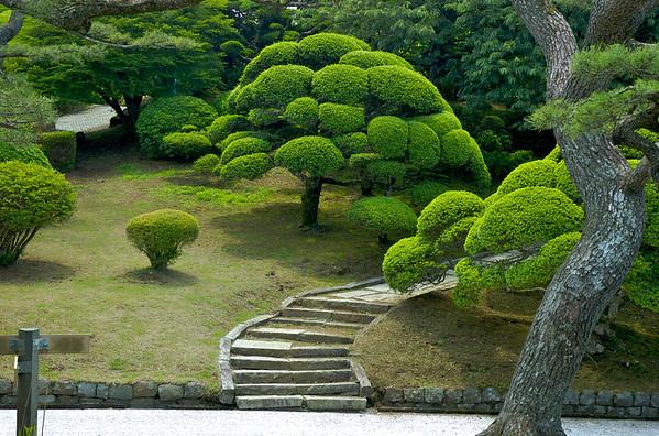 Hakonemachi Palace Garden