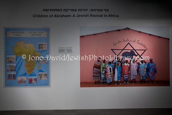 Children of Abraham: A Jewish Revival in Africa, at the Beit Hatfutsot Museum, Tel Aviv, Israel