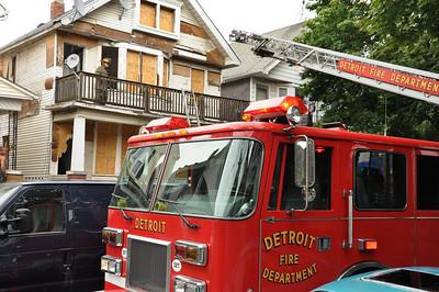 Detroit Trip-August 2009