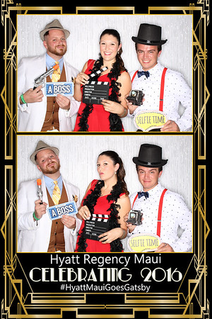 Hyatt Maui Goes Gatsby