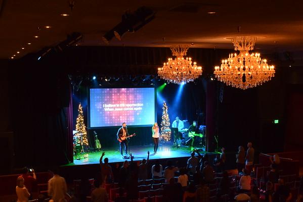 "Dec. 6th, 2015 - ""El Rey Theatre"""