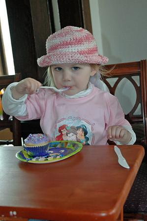 Mara's Third Birthday 2007