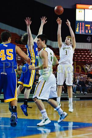 BLHS Men V vs Wichita Collegiate - State 2012