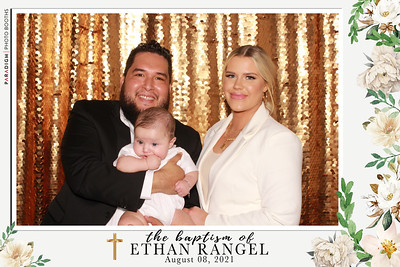 August 08, 2021 - Ethan's Baptism